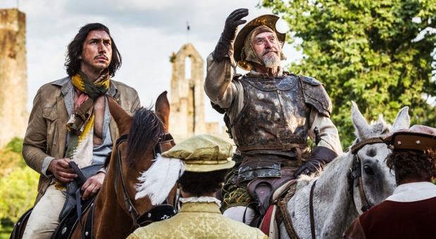 "Terry Gilliam a Ischia Global con anteprima ""Don Quixote"""