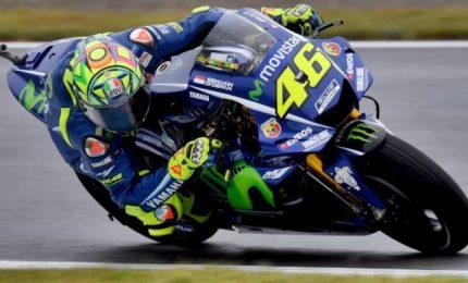 Cinque gli italiani in pista, su Rossi maggiori speranze