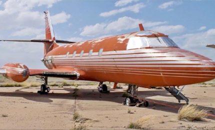 All'asta il terzo jet di Elvis Presley, si parte da 2-3 milioni