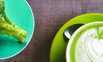 Dall'Australia arriva il caffè a base di broccoli, una tazza di vitamine