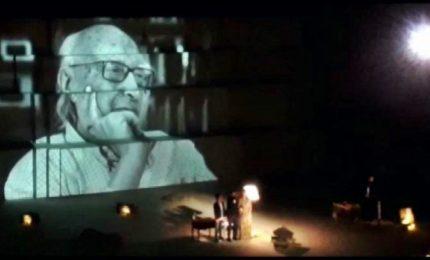 Teatro Greco di Siracusa, lunghi applausi per il monologo di Camilleri