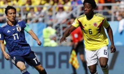 Colombia-Giappone 1-2, a segno Kagawa e Osako