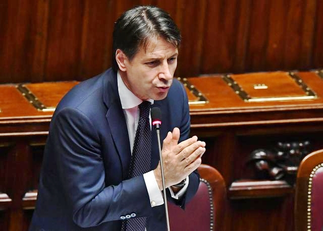 Conte alla Camera: austerity incompatibile con la nostra economia