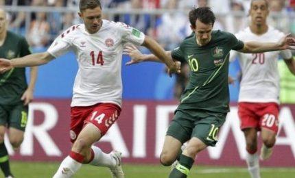 Danimarca-Australia 1-1, ad Eriksen risponde Jedinak