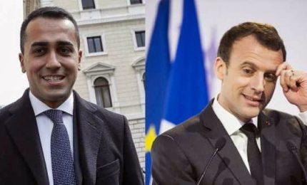 """Macron: """"Anti-europei si diffondono come la lebbra"""". Di Maio: """"Offensivo e ipocrita"""""""