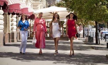 Appello di Mosca alle ragazze russe: niente sesso con stranieri