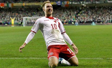 Francia-Danimarca 0-0, squadre a braccetto agli ottavi