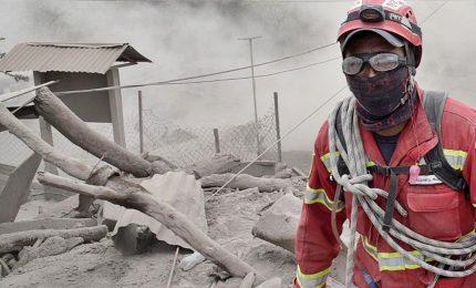 Guatemala, almeno 75 morti e quasi 200 dispersi per il vulcano Fuego