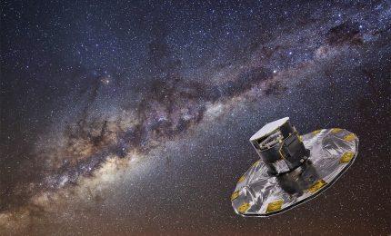 Missione Gaia, le ultime notizie dalla nostra Galassia