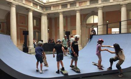 Contemporaneo a 360 gradi, il freestyle invade Palazzo Grassi
