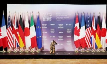 """Verso G7 in Canada ad alta tensione tra dazi e nucleare iraniano. Primo incontro di Conte con i """"Grandi"""" della Terra"""