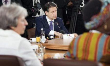 Conte soddisfatto dopo G7: io autonomo, al lavoro sul programma