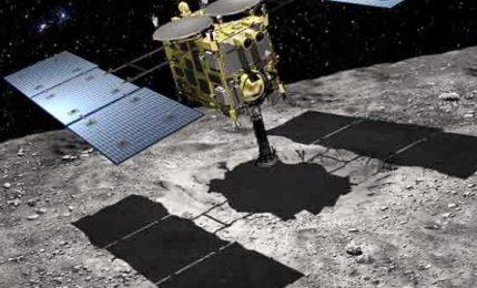 La sonda giapponese Hayabusa 2 ha raggiunto un asteroide