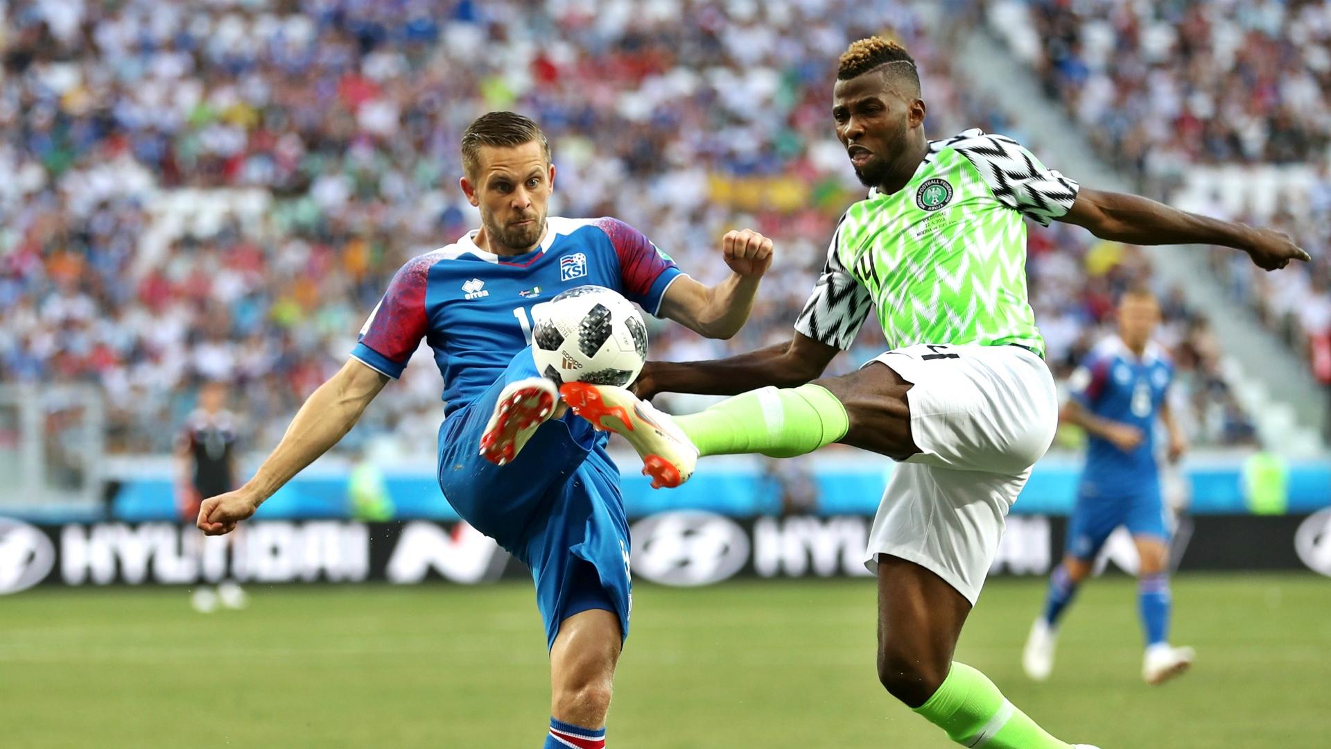 Nigeria-Islanda 2-0 e l'Argentina torna a sperare