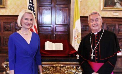 Torna in Vaticano la lettera rubata di Cristoforo Colombo