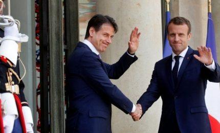 Macron: Tav problema italiano, non ho tempo da perdere