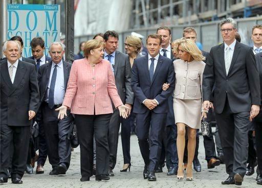 Bilancio eurozona, l'accordo con la Francia non piace ad alleati Merkel.