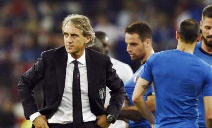 """La beffa Olanda, Mancini: """"Ottimista, meritavamo di vincere"""""""
