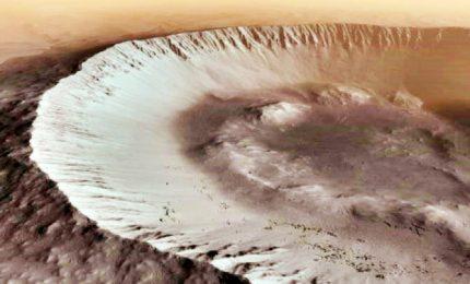 Saluti da Marte, le straordinarie immagini stereoscopiche prodotte da Cassis
