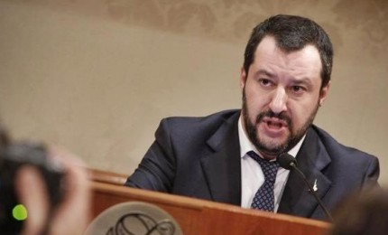 Salvini: parlo a nome del popolo, aspetto le scuse dalla Francia