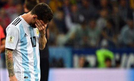 Croazia-Argentina 3-0. Sampaoli si prende la colpa