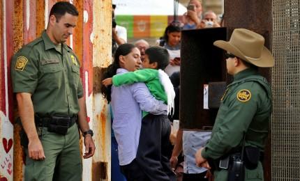"""Negli Usa è caos migranti, 2.000 minori """"strappati"""" alle famiglie. E Trump pensa sempre alla costruzione del Muro"""