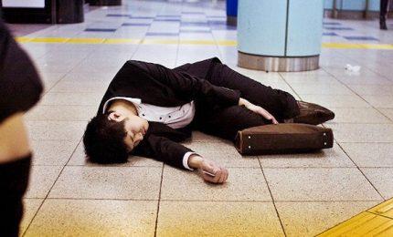 In Giappone si muore per superlavoro