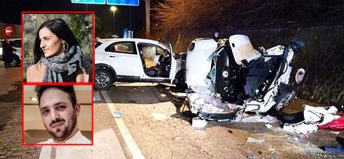 Incidente stradale, muoiono lo chef stellato Narducci e sua collega. La procura indaga