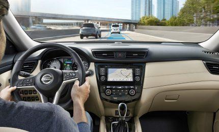 Nissan presenta il futuro con nuovo sistema di ausilio alla guida