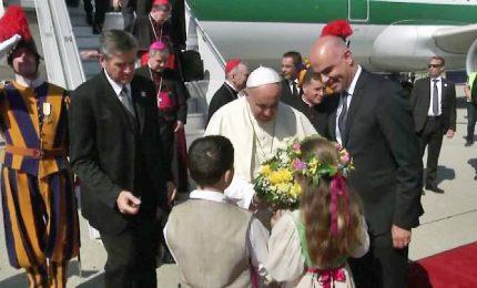 L'arrivo del Papa a Ginevra: un viaggio verso l'unità