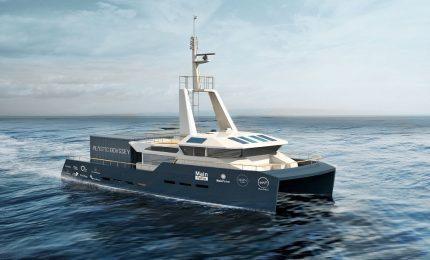 Plastic Odyssey, il catamarano alimentato dai rifiuti in plastica
