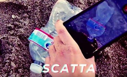 """Segnala i rifiuti di plastica con Whatsapp: è """"Plastic radar"""""""
