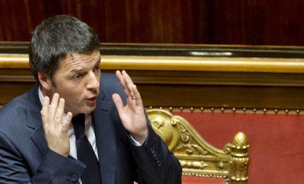 """Renzi a Salvini: """"Basta clima incendiario, rappresenti l'Italia"""""""