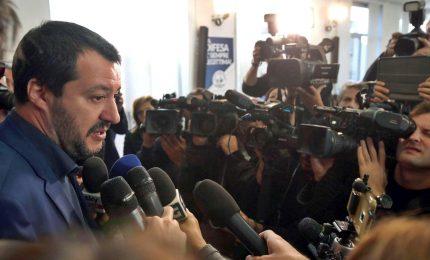 Salvini: continuerò a fare il segretario Lega