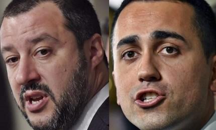 Dopo la botta di Bruxelles, Salvini e Di Maio tornano antieuropeisti
