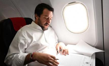 Salvini punta a leadership populisti Ue. Riorganizzazione partito e piattaforma Rousseau