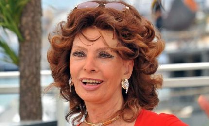 "Sofia Loren ""Legend award"" al 24esimo ""Capri, Hollywood"""