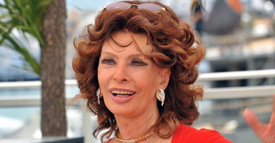 "Sofia Loren ""Legend award"" al 24esimo ""Capri, Hollywood"""