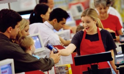 Obesità infantile, snack vietati alle casse dei supermarket in Gb