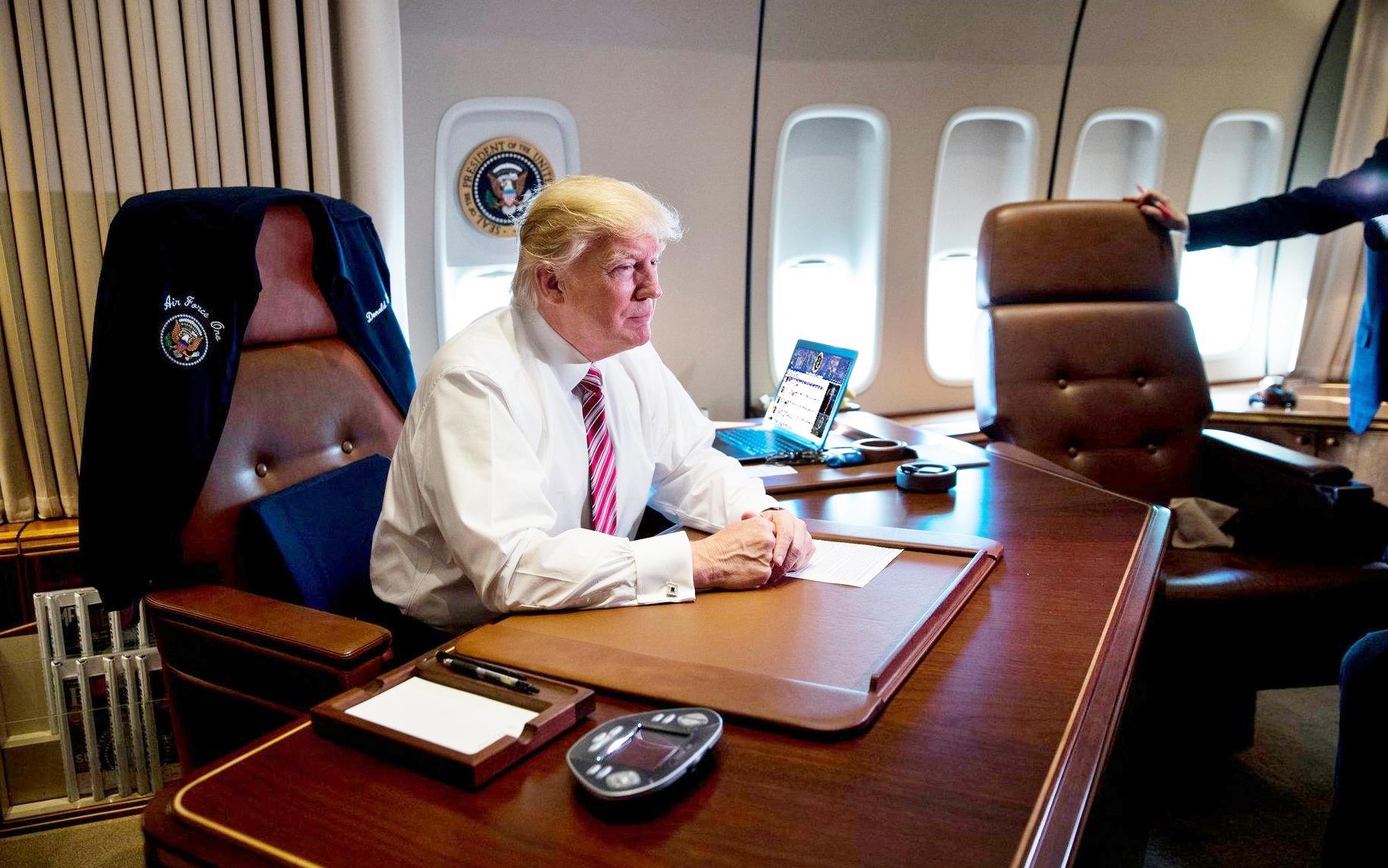 Comico fa scherzo telefonico a Trump, e il presidente Usa ci casca