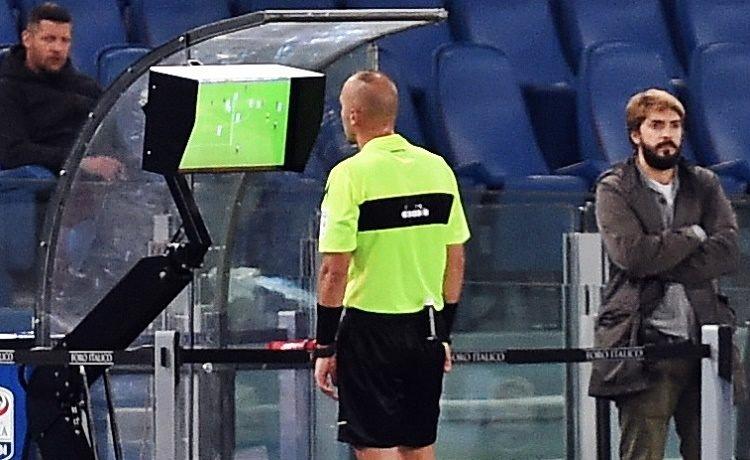 Serie A, ora la Var anche sui maxischermi