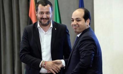 """Salvini ai prefetti, stretta su rifugiati: """"Donne incinte a bambini rimangono in Italia"""""""