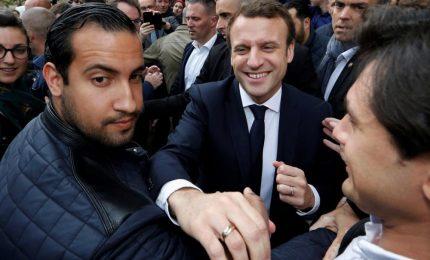 """Il """"caso"""" Benalla scuote l'Eliseo. Macron continua a trincerarsi in un silenzio sempre più imbarazzante"""