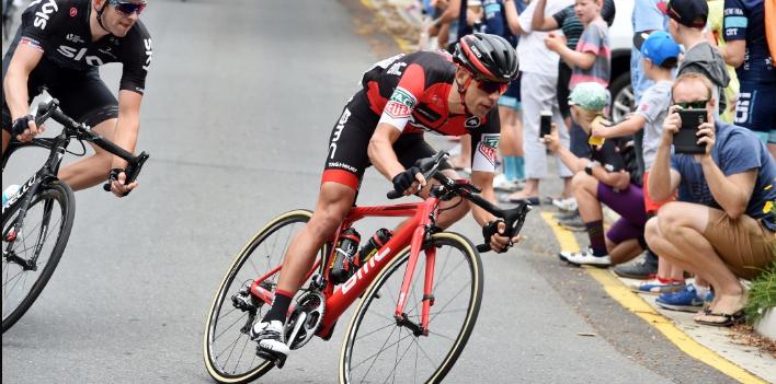 Tour de France, La Bmc vince la cronosquadre. Nibali perde 1`06″