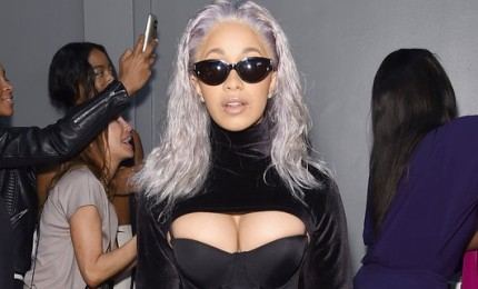 La rapper Cardi B in testa alle nomination agli MTV Awards