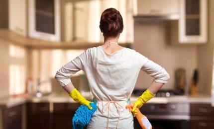 Lavoro domestico appannaggio donne, Italia ultima in Ue