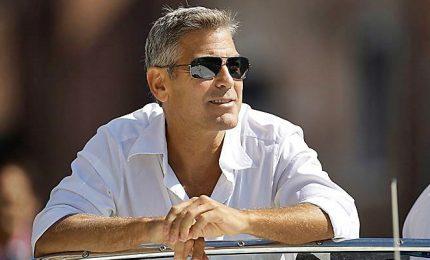 """George Clooney: """"Trump pattumiera della storia"""""""