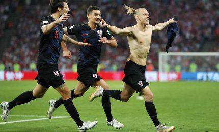 Croazia in semifinale, Russia battuta ai rigori