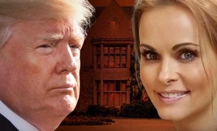 Nuovi guai per Trump, audio sul pagamento alla modella di Playboy