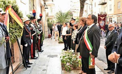 Palermo ricorda il 35mo anniversario eccidio giudice Rocco Chinnici